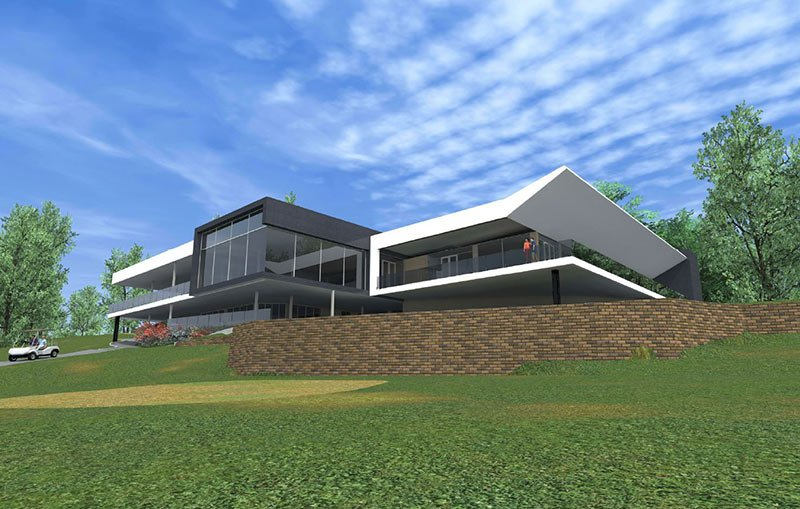 lindsay tapp contract drafting pty ltd golf club rebuild
