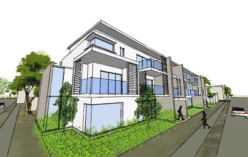 lindsay tapp contract drafting pty ltd hamilton mixed development