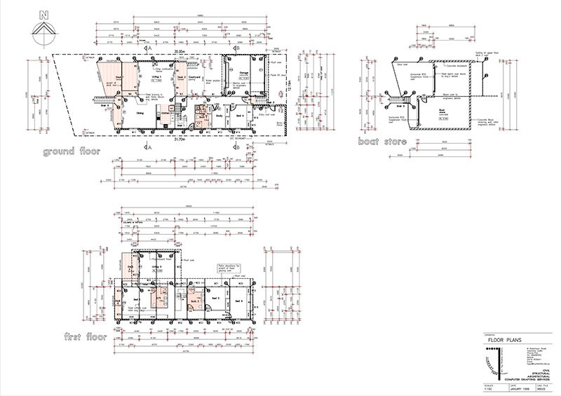 lindsay tapp contract drafting pty ltd lake-house-plans-two