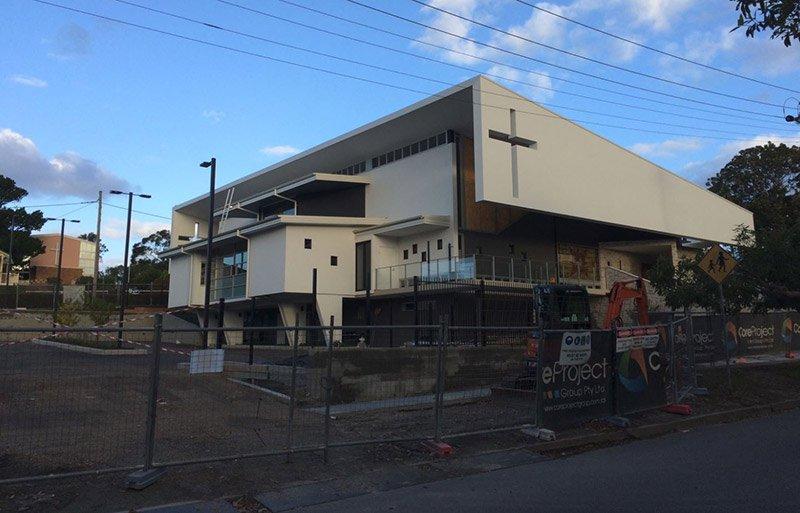 lindsay tapp contract drafting pty ltd new church