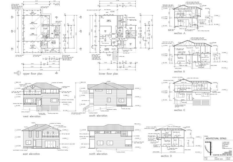 lindsay tapp contract drafting pty ltd new residence plans