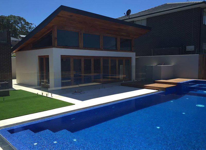 lindsay tapp contract drafting pty ltd swiming pool and entertaining area