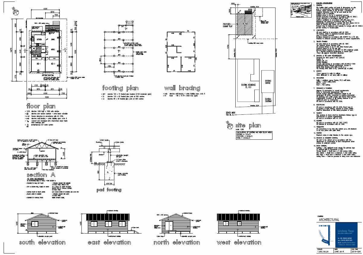 lt drafting newcastle granny flat ross street belmont floor plan