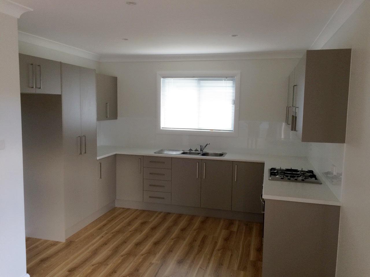 lt drafting newcastle granny flat ross street belmont kitchen