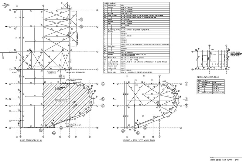 lindsay tapp contract drafting pty ltd roof steel plan