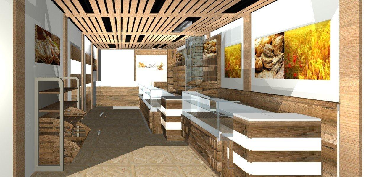 Realizzazione progetti esercizi commerciali ad Agrigento