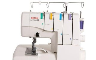 modello necchi macchina cucire