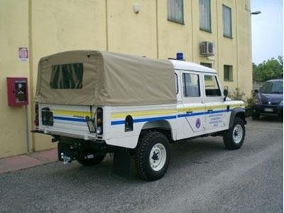 allestimenti protezione civile g