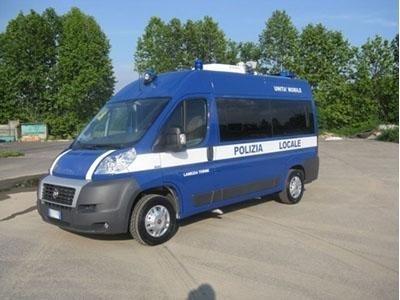 ducato polizia