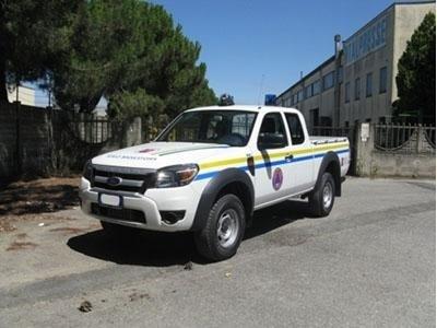 allestimenti protezione civile o