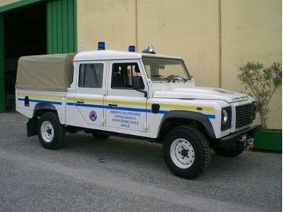 allestimenti protezione civile b