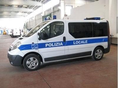 vivaro polizia