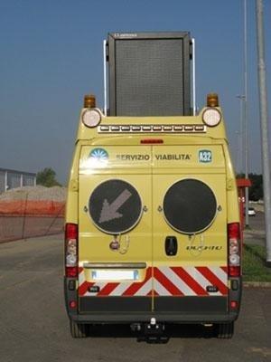 segnaletica veicoli