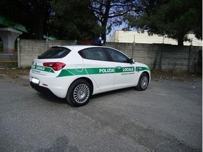 punto polizia