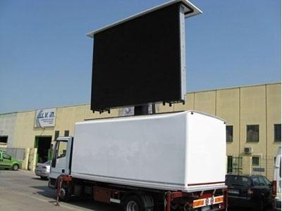 schermo camion