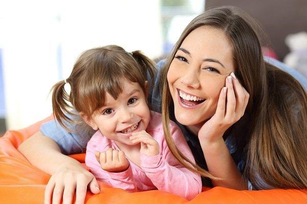 madre e la figlia