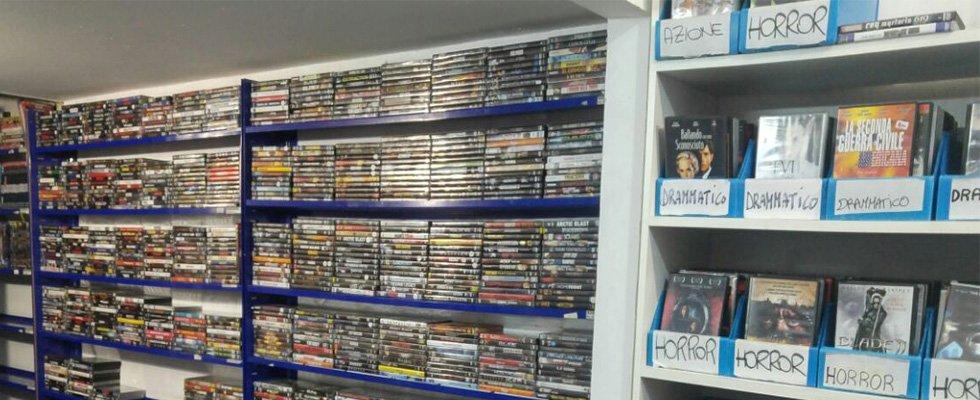 Noleggio DVD Savona
