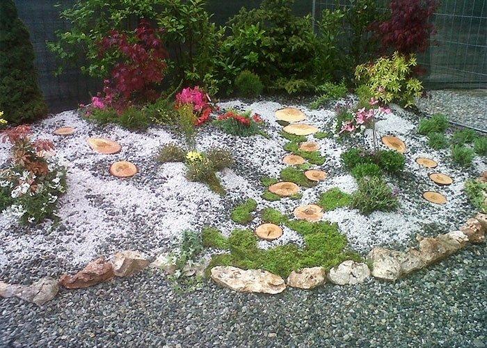 Allestimento giardini mobili
