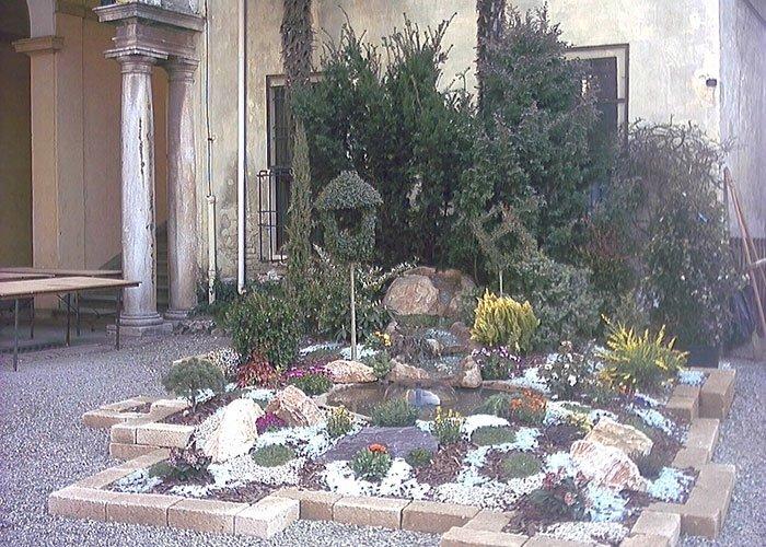 Personalizzazione giardini