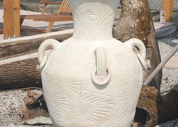 Vaso bianco