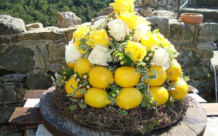 composizioni e limoni