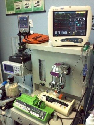 apparecchio per controllo funzioni vitali
