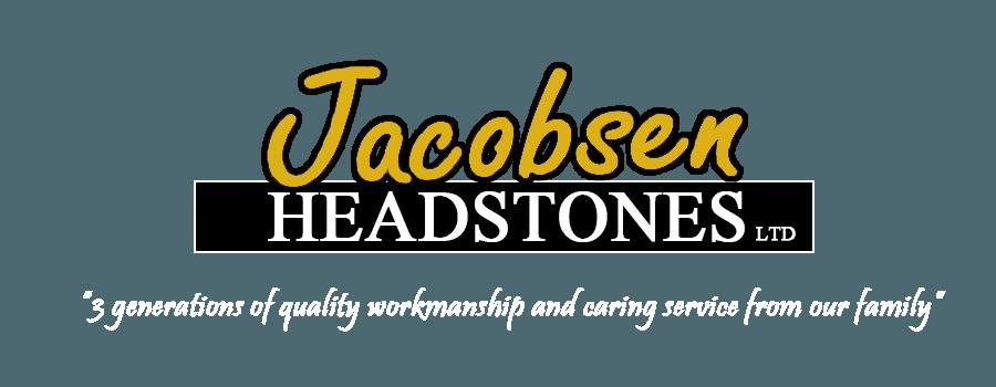 Jacobsen Headstones Logo