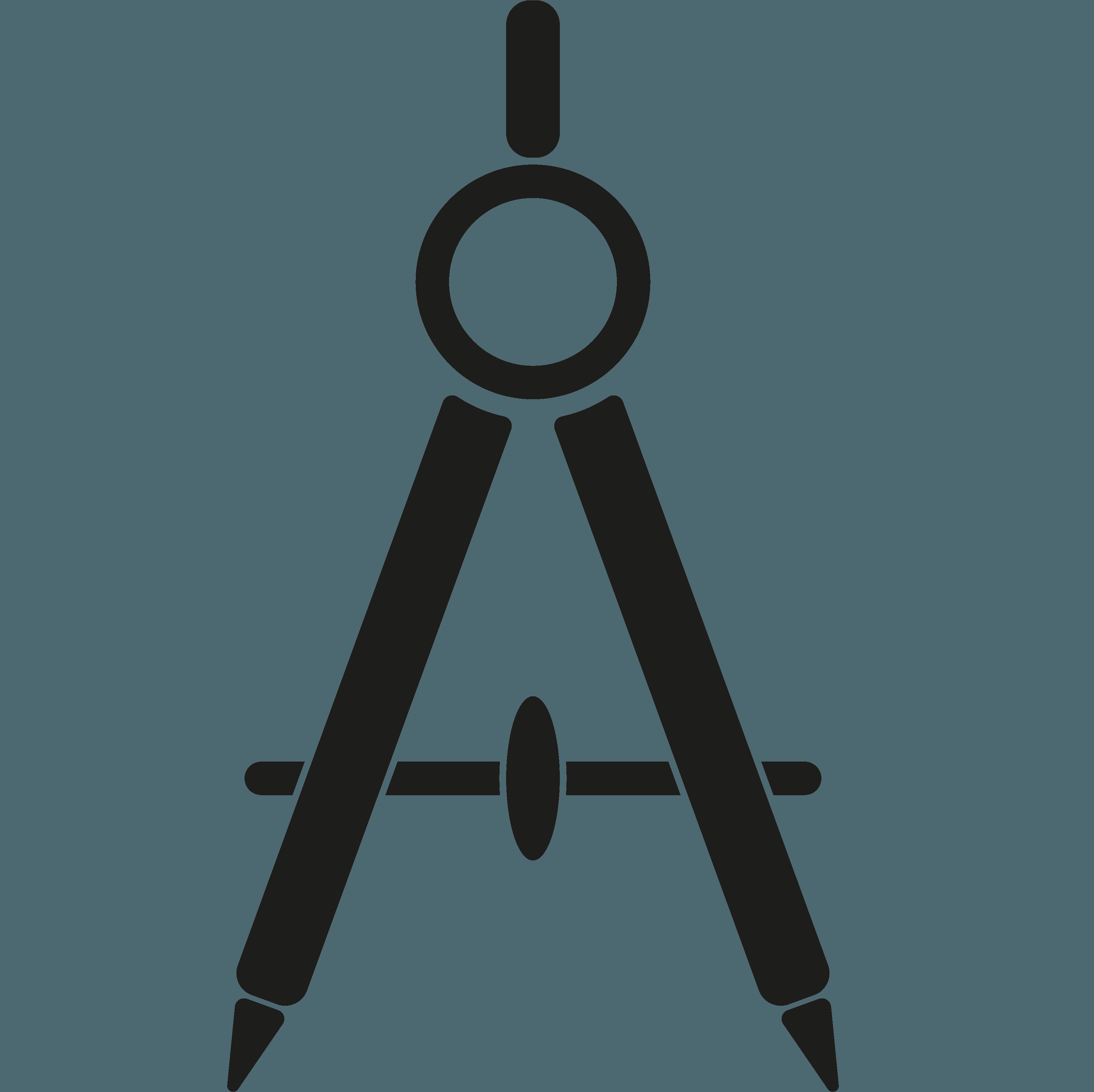 compasso strumento da disegno
