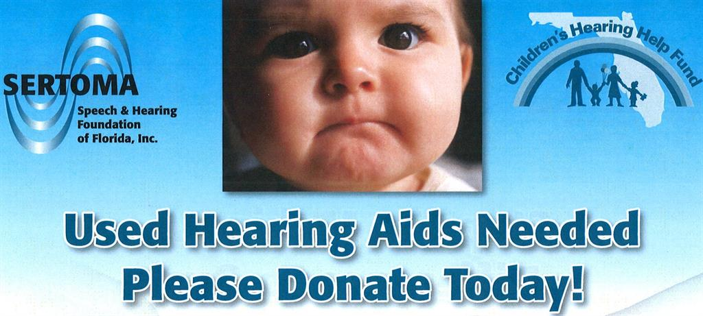 Hearing Aid Donations