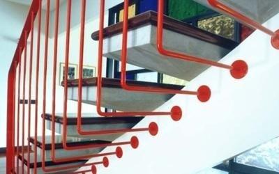 ringhiera scala ufficio