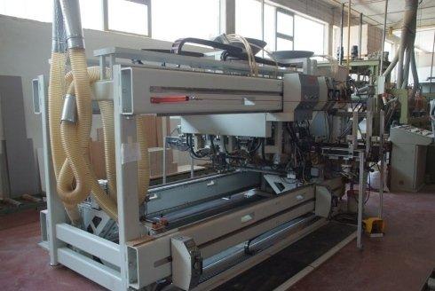 un macchinario industriale