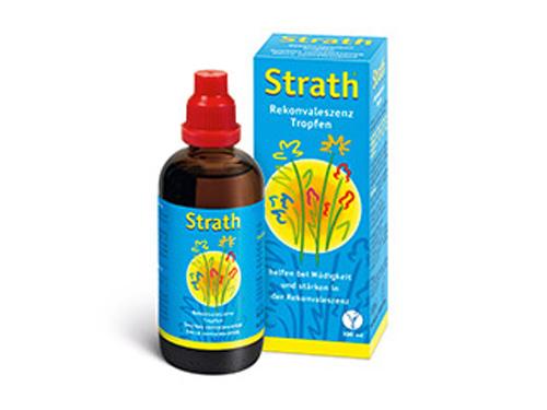 Bio Strath herbal syrup