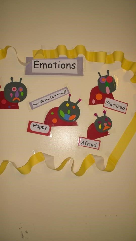 Art depicting emotions