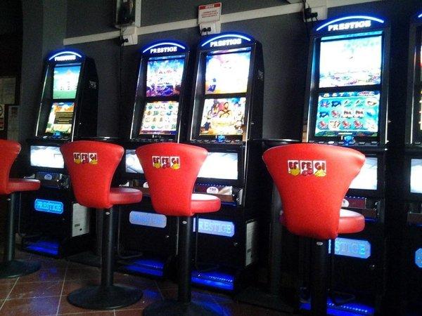 Noleggio Slot Machines - Effegi - Pperugia