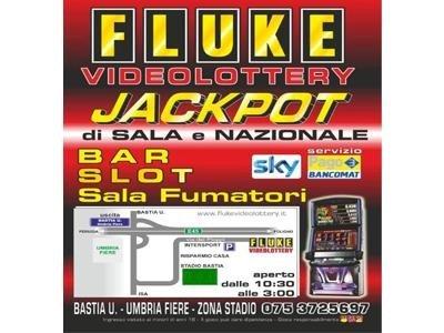 Fluke videolottery Corciano