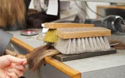 spazzole per parrucche