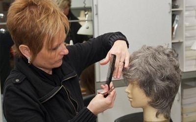 ritocco parrucca