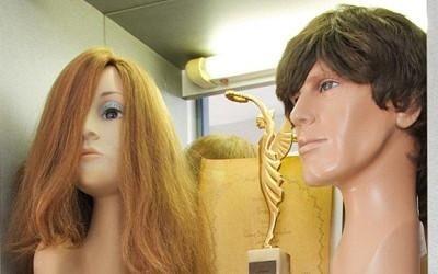 Parrucche da uomo e da donna