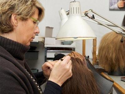 manutenzione parrucche