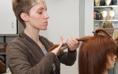stiratura parrucca