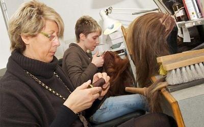 realizzazione parrucche