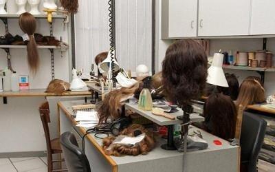 laboratorio creazione parrucche