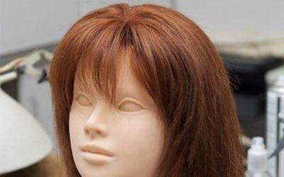 parrucche con frangia