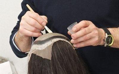 colore parrucca