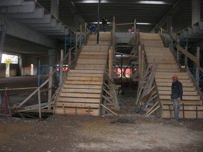 costruzione scale in legno