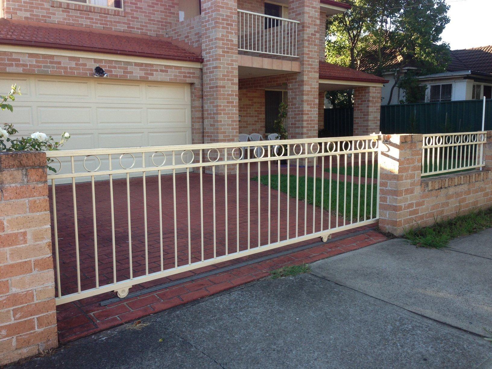 Automatic gate systems sydney autogates sydney for Motorized sliding gate systems