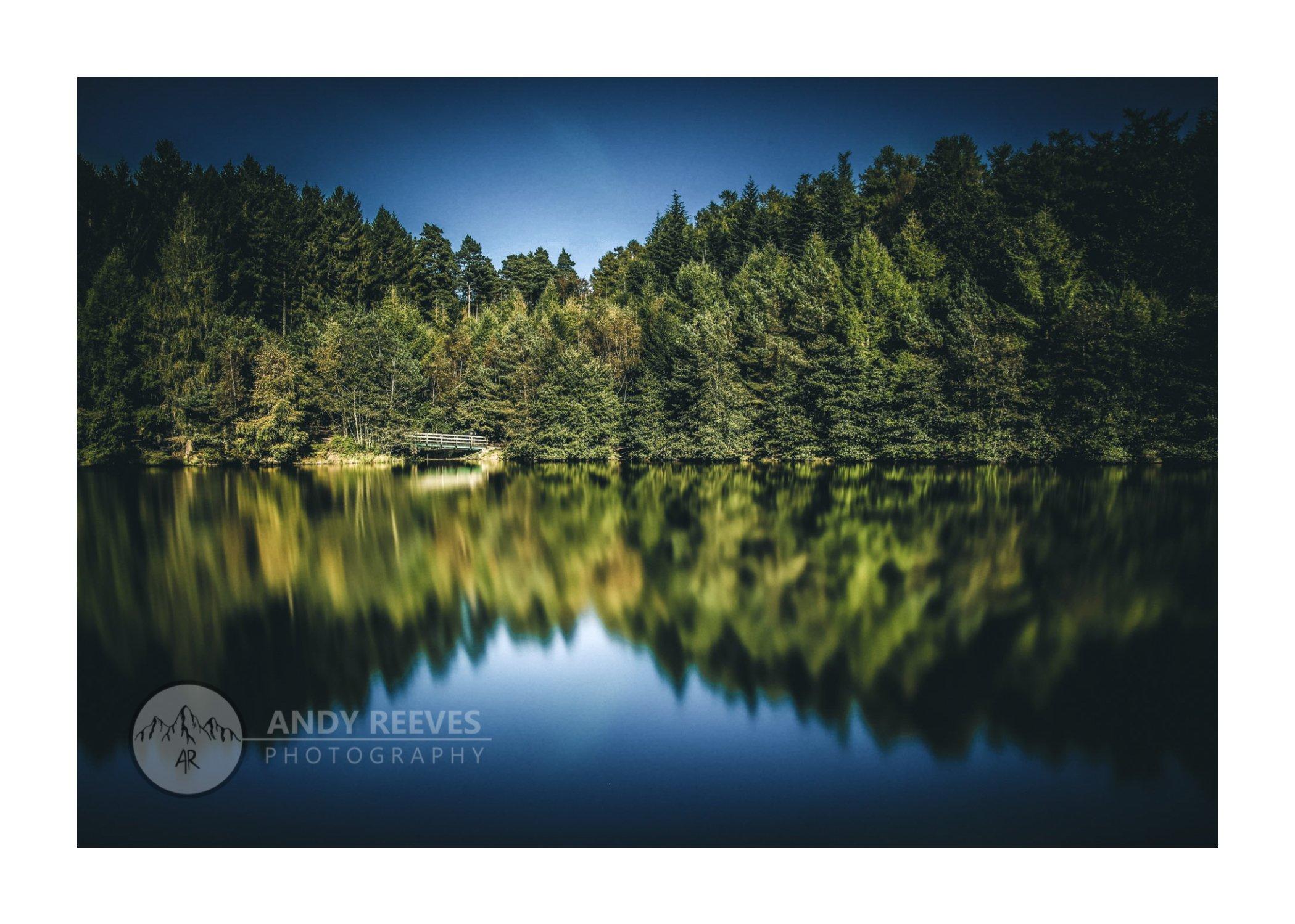 Mallards Pike Reflection