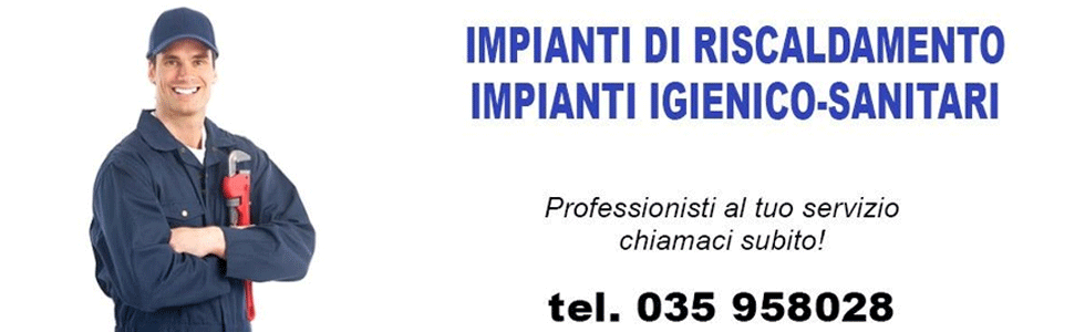 Idraulico Martinelli Oliviero - Bergamo