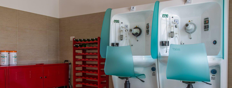 macchinari per otorinolaringoiatra