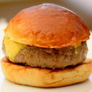 panino da hamburger